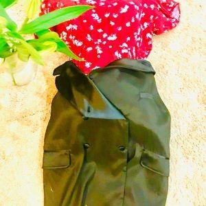 Frankie & Morello tuxedo skirt made in🇨🇮 🐥